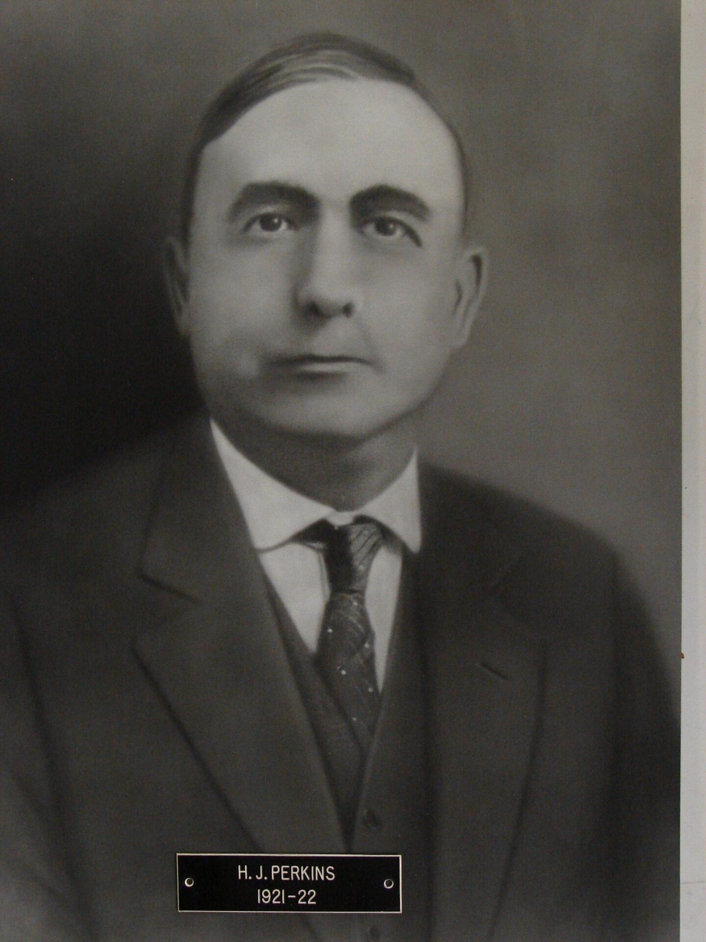 H J Perkins