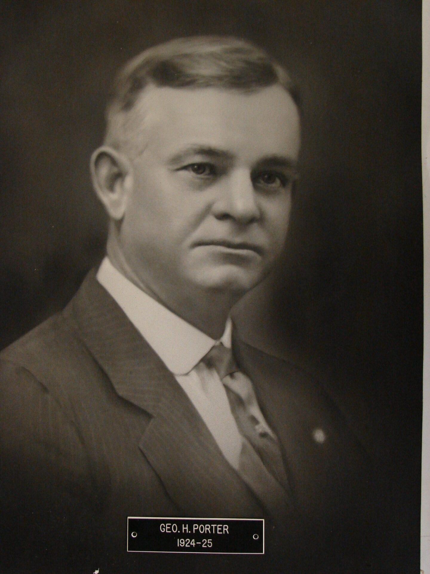 George H Porter