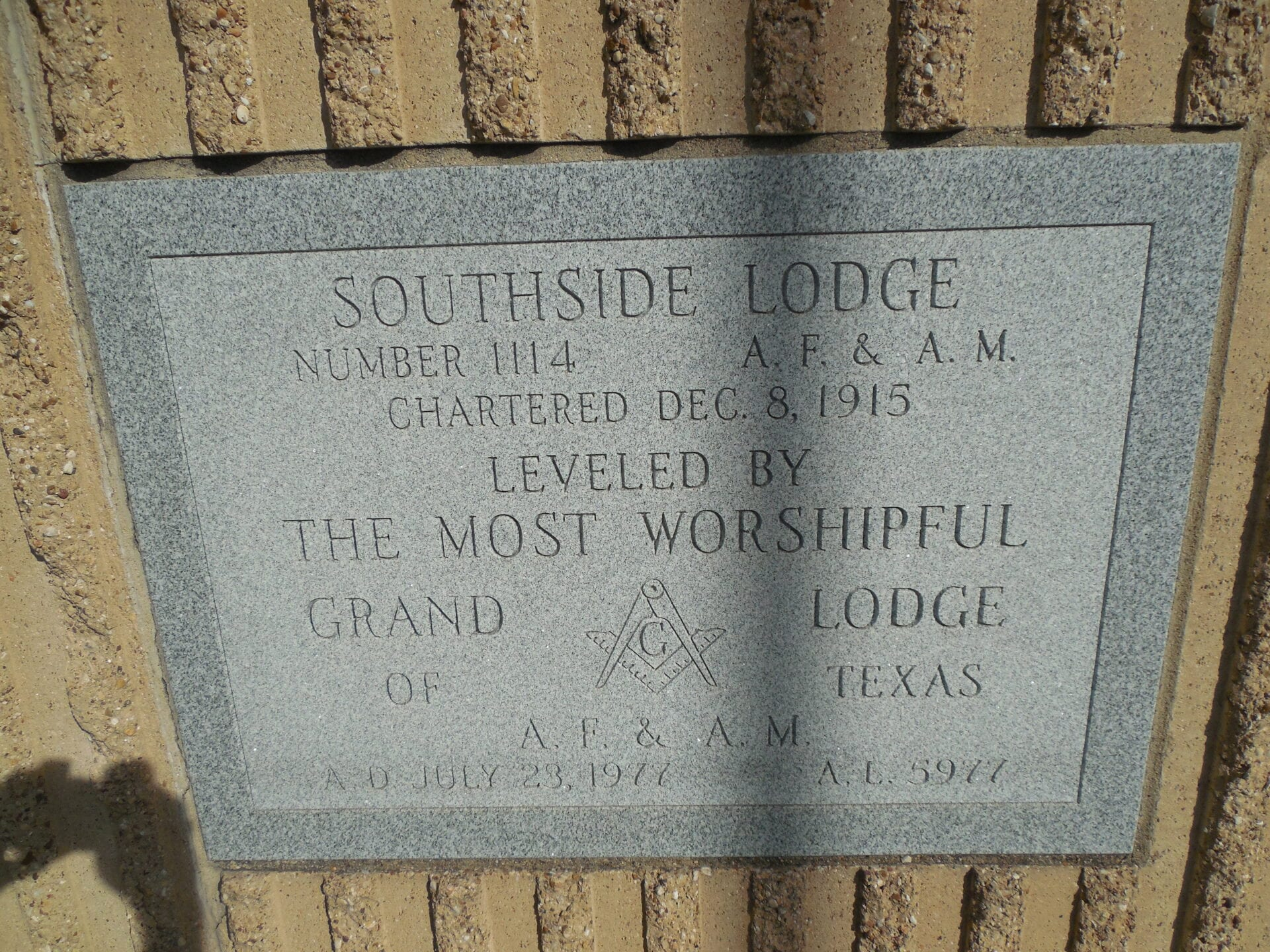 Southside Masonic Lodge #1114A.F.&A.M